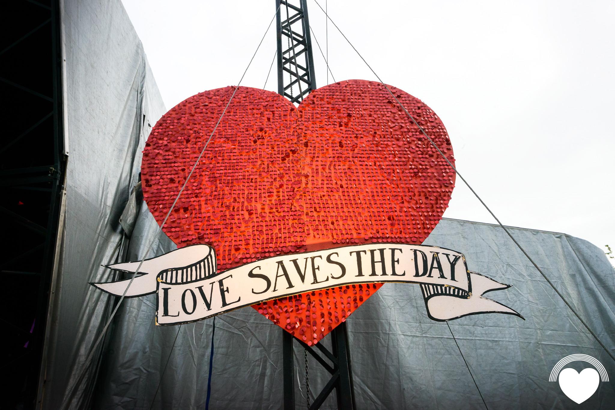 Love Saves the Day Bristol