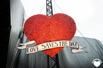 Love Saves the Day Bristol