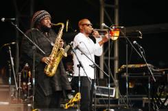 Kamasi Washington, Sunfall Festival review on Cone Magazine - Dan Medhurst