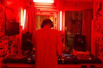 Cone Magazine with Mallaban on Red Light Radio
