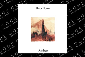 Black Flowers - Cone Magazine