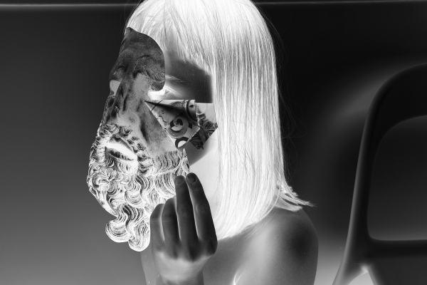 The Promise of Sublime Words photography by Ewa doroszenko art on Cone Magazine