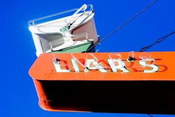 Liars - Cone Magazine
