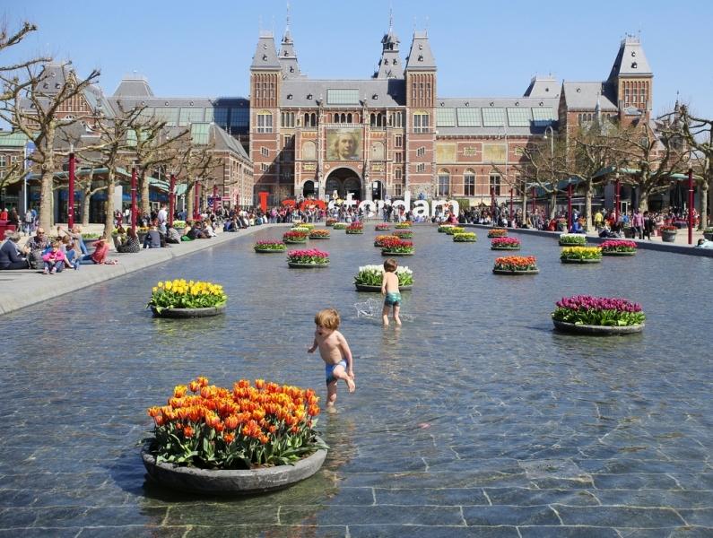 Resultado de imagem para fotos de amsterdam