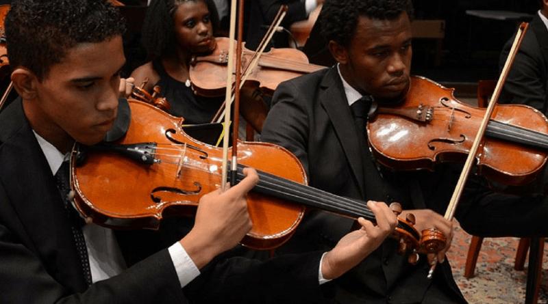 Ação Social pela Música leva cidadania para comunidades vulneráveis