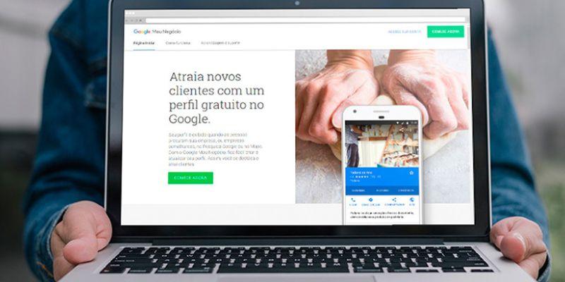 Google Meu Negócio - Curitiba