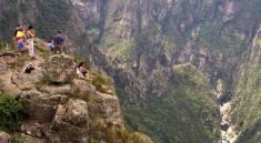 Caminata al Parque Nacional Quebrada del Condorito