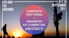 Trekking nocturno al Cerro Uritorco