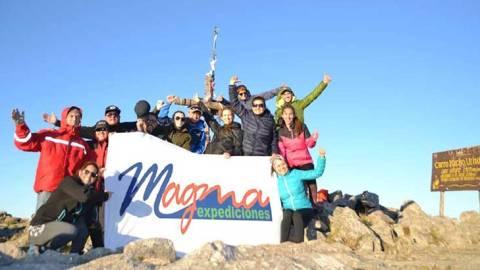 Trekking al Dique los Alazanes en Capilla del Monte
