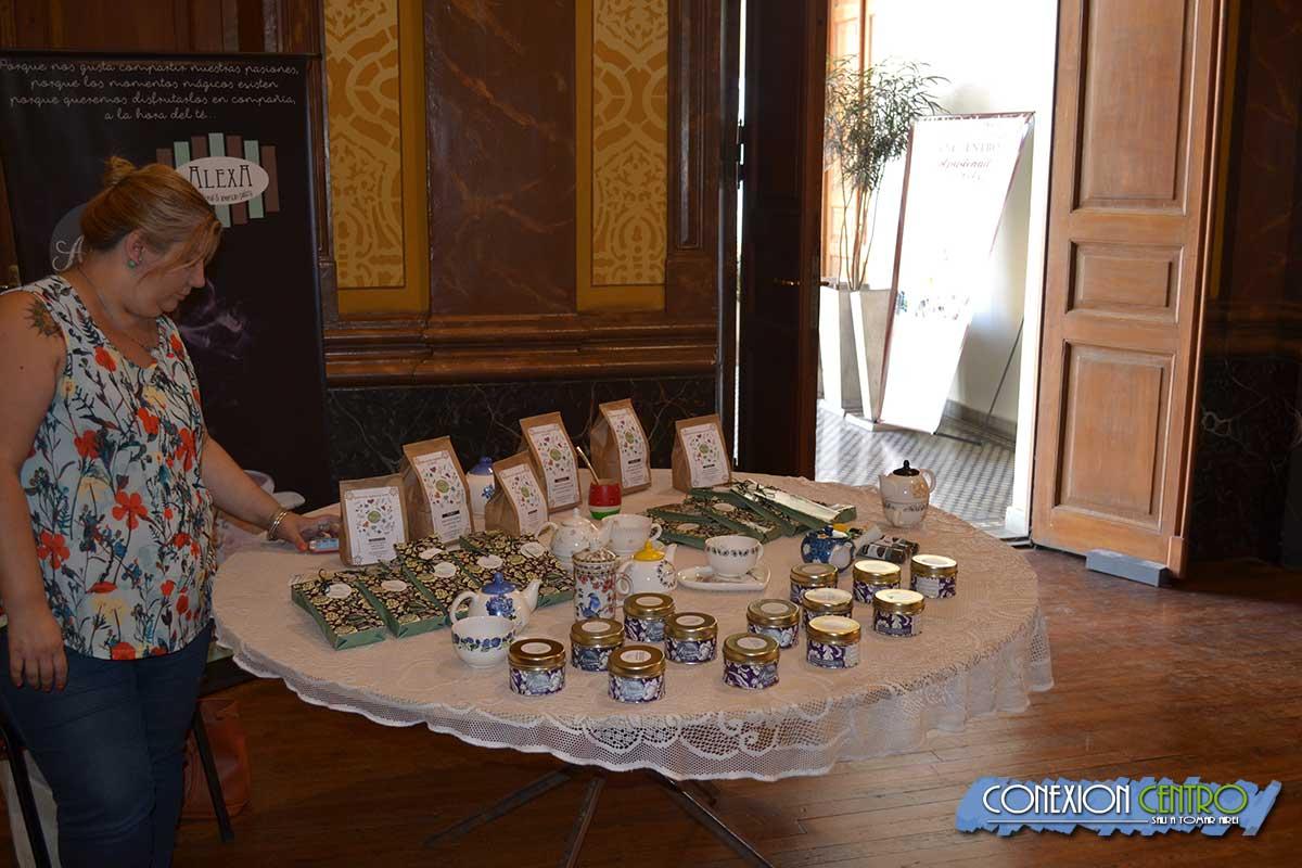 3º Encuentro de Apasionados por el Té en el Buen Pastor
