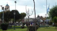 Ciudades y parajes en Córdoba