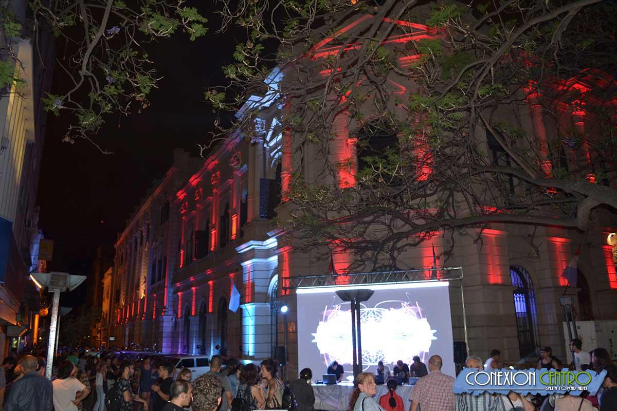 La noche de los Museos en Imágenes
