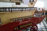 Estancia El Rosario propone dulces y aventura