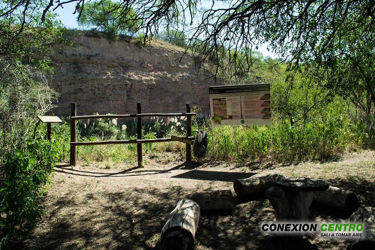 De paseo por la Reserva San Martín