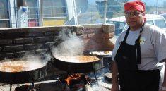 Fiesta de la Comida al Disco de Arado en Yacanto