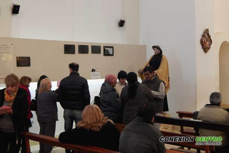 De visita al pueblo del santo cordobés