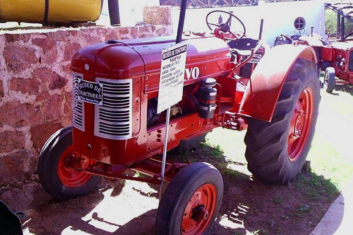 Museo de Tractores en Villa Carlos Paz