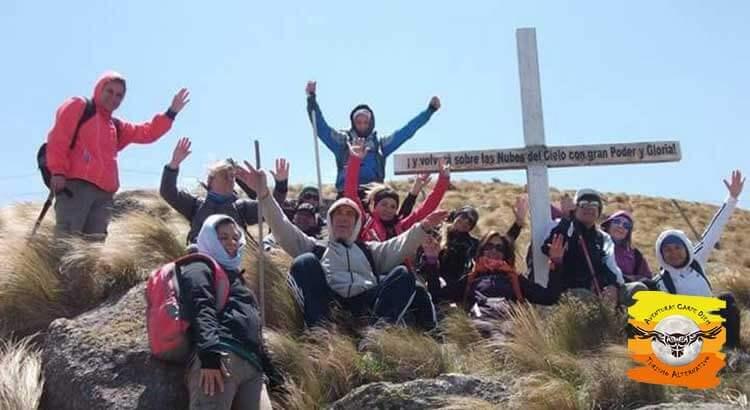 Trekking Cerro Pajarillo y La Huella