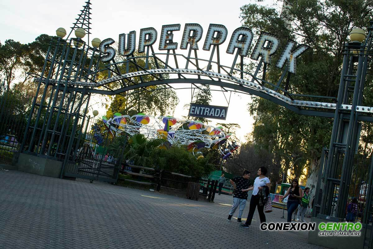 Super Park un lugar con tradición familiar