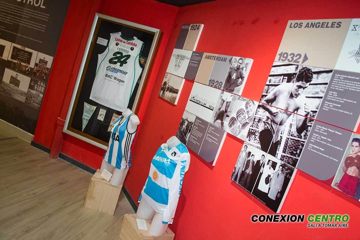 Museo Provincial del Deporte en el Kempes