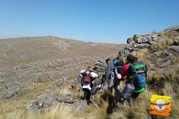 Trekking Pueblo Escondido & Cerro Áspero