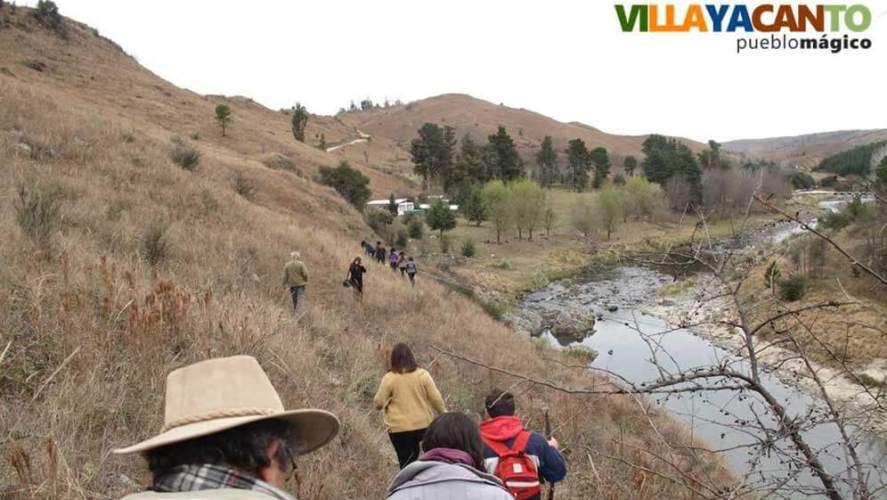 Encuentro de Turismo Activo en Yacanto