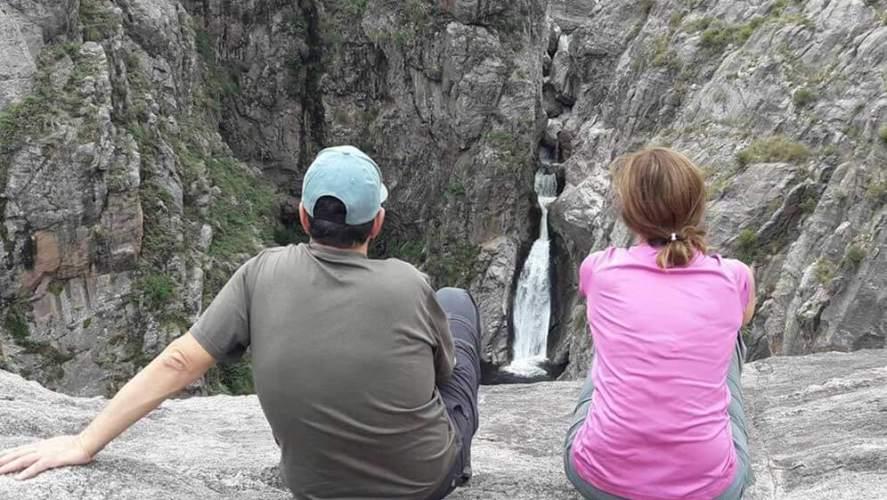 Trekking cerro y cascada La Hornilla