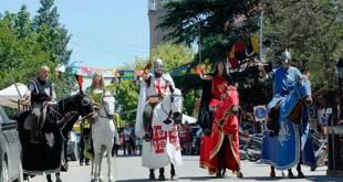 Fiesta Medieval en la Villa Alemana