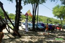 A puro Carnaval en La Serranita
