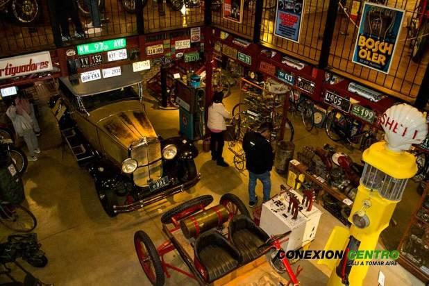 Letras y motos, museos para asombrarse