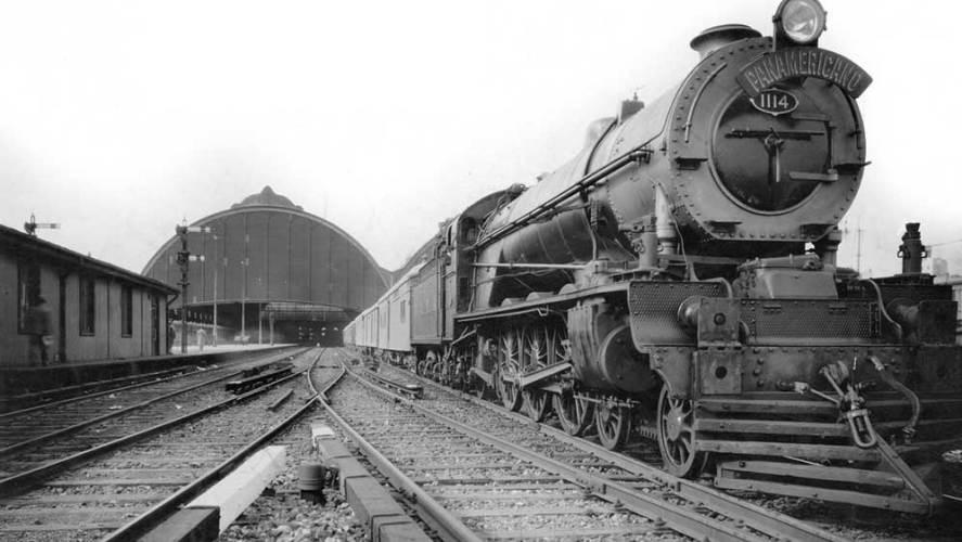 Irlandeses y el Ferro Carril Central Argentino