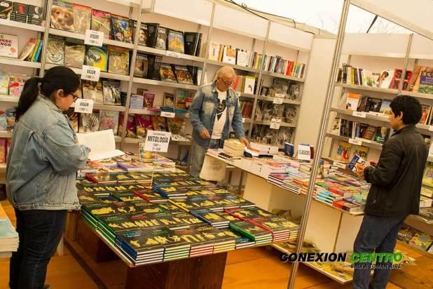 Feria del libro y del conocimiento un punto de encuentro