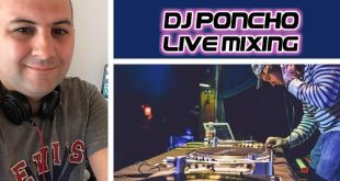 Dj Poncho Live Mixing
