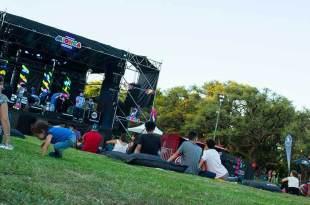 El festival Mionca se vive en el parque Sierras