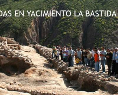 LA BASTIDA, el mayor yacimiento prehistórico de la Región:   Una visita para no perdérsela