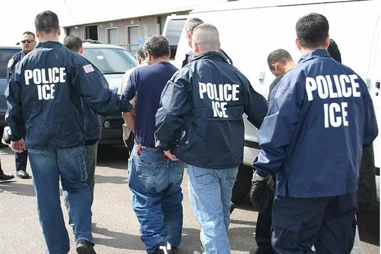 Resultado de imagen para migrantes detenido por ICE FMLN condena indiferencia y silencio de Bukele a redadas migratorias-VerdadDigital.com-