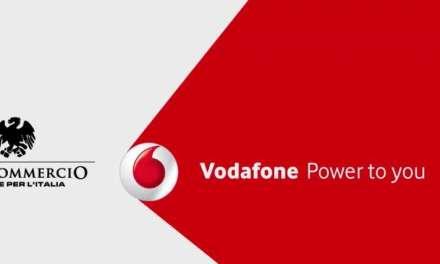 Confcommercio e Vodafone insieme per gli Associati