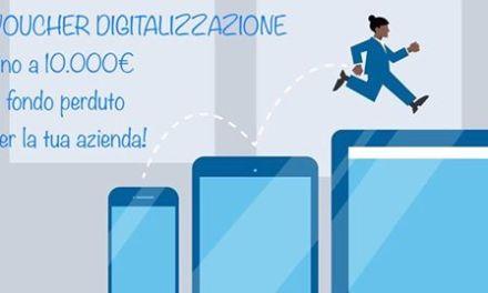Voucher per la digitalizzazione: presentazione istanze entro il 9 febbraio