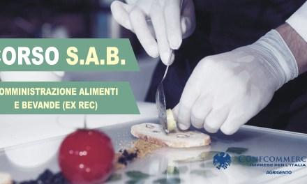 Corso SAB 2019