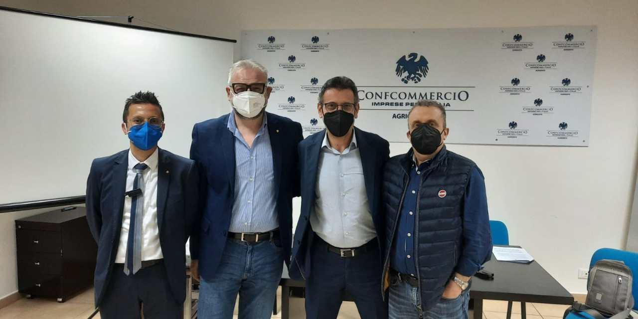 Giuseppe Caruana è il nuovo Presidente provinciale Confcommercio