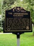 UGRR marker State of Ohio blog photo