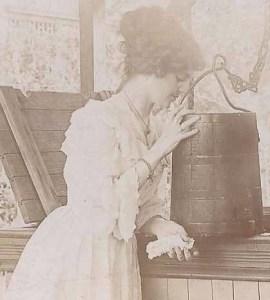 Miss Annie Miller