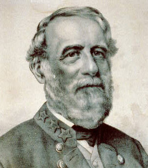 Robert E. Lee (Currier & Ives, Library of Congress)