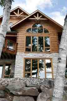 Pinestone Confederation Log & Timber Frame
