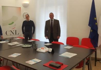 La CNL-CONFEDERAZIONE NAZIONALE DEL LAVORO incontra Consorzio Opere. La crisi nel settore dell'outsearcing