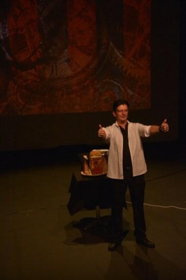 Vidéos conférencier mentaliste - conférence spectacle