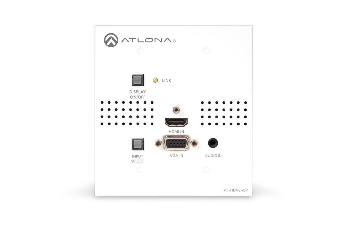 Atlona AT-HDVS-TX-WP HDMI & VGA/Audio to HDBaseT Wall