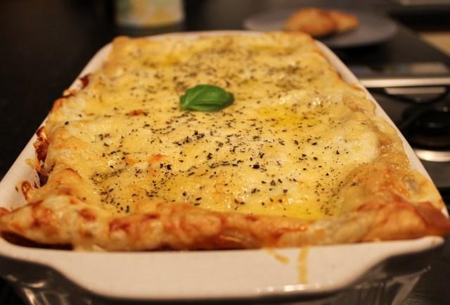 Healthy Lasagne Recipe