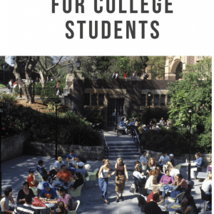 Fitness Tips For College Students