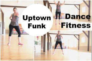 Dance Fitness: Uptown Funk